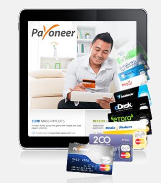 Digital Marketing Case Study - Payoneer