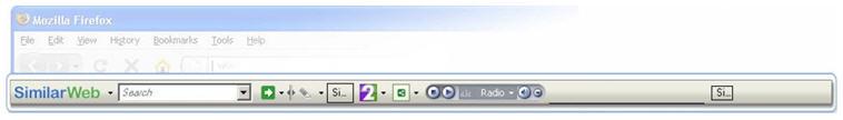similarweb toolbar